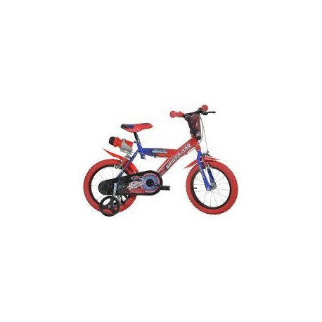 BICI SPIDERMAN 14
