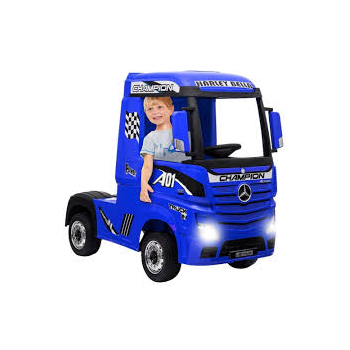 CAMION ACTROS MERCEDES BLU