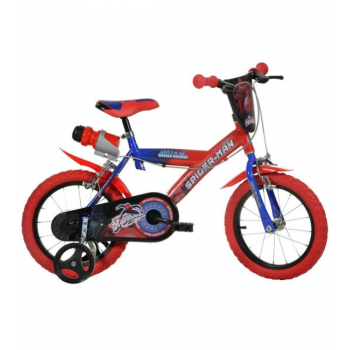 BICI SPIDERMAN 12
