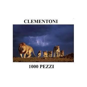 PUZZLE PZ 1000 THE LION'S FAMILY