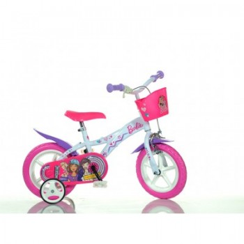 BICI BARBIE 12