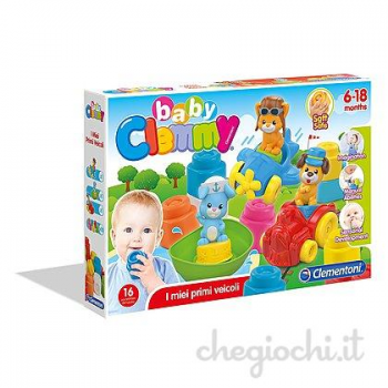 BABY CLEMMY I MIEI VEICOLI