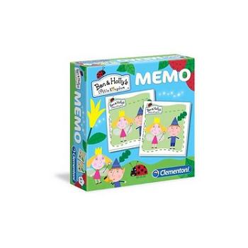 MEMO GAMES BEN E HOLLY